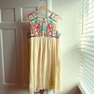 Anthropologie Gryphon dress size M